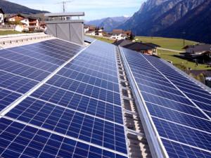 Referenzen 20 kWp Photovoltaikanlage VS-Anras / Osttirol mit Online-Visualisierung