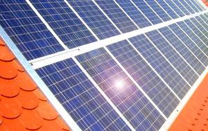 Förderpaket für Photovoltaikanlage Indach Montage