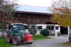 Landwirtschaftsförderung Photovoltaik-Anlagen